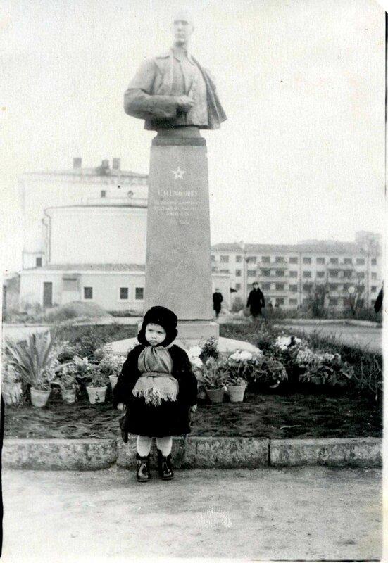 Памятник Цвиллингу