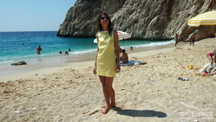 пляж Капуташ