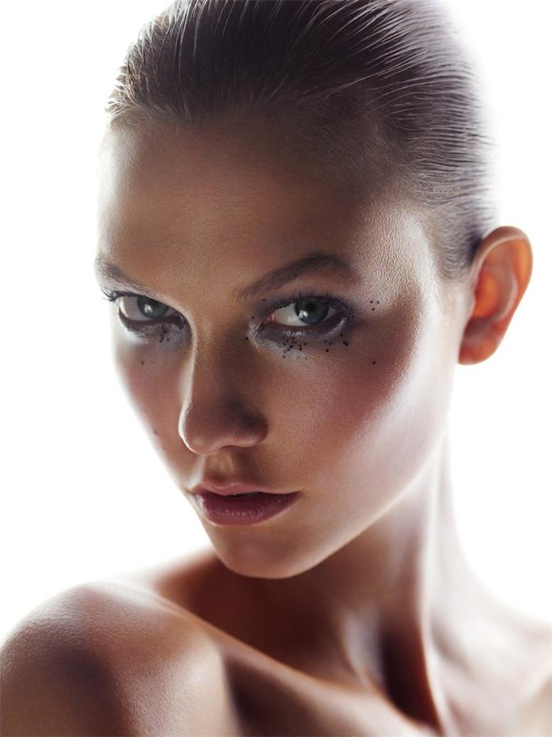 Karlie Kloss / Карли Клосс в проекте Естественная красота / Natural Beauty by James Houston