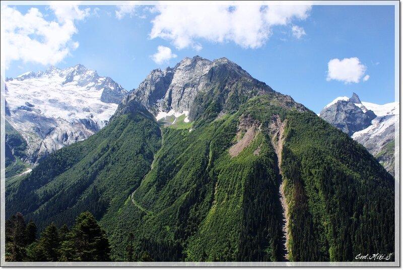 Контрасты. Суфруджу( 3600 м)
