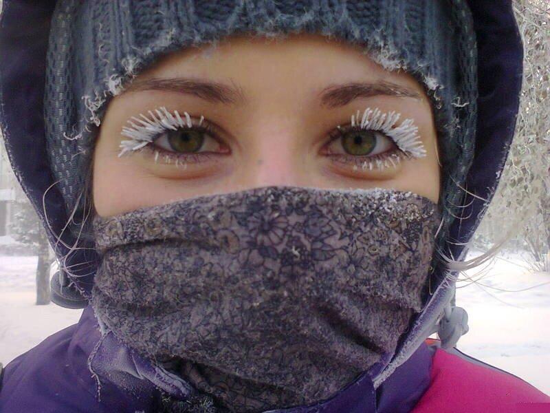 В кемерово сегодня очень красивые глаза