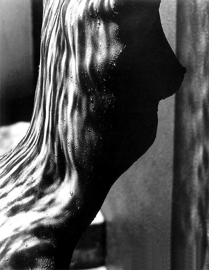 эротические черно белые фото