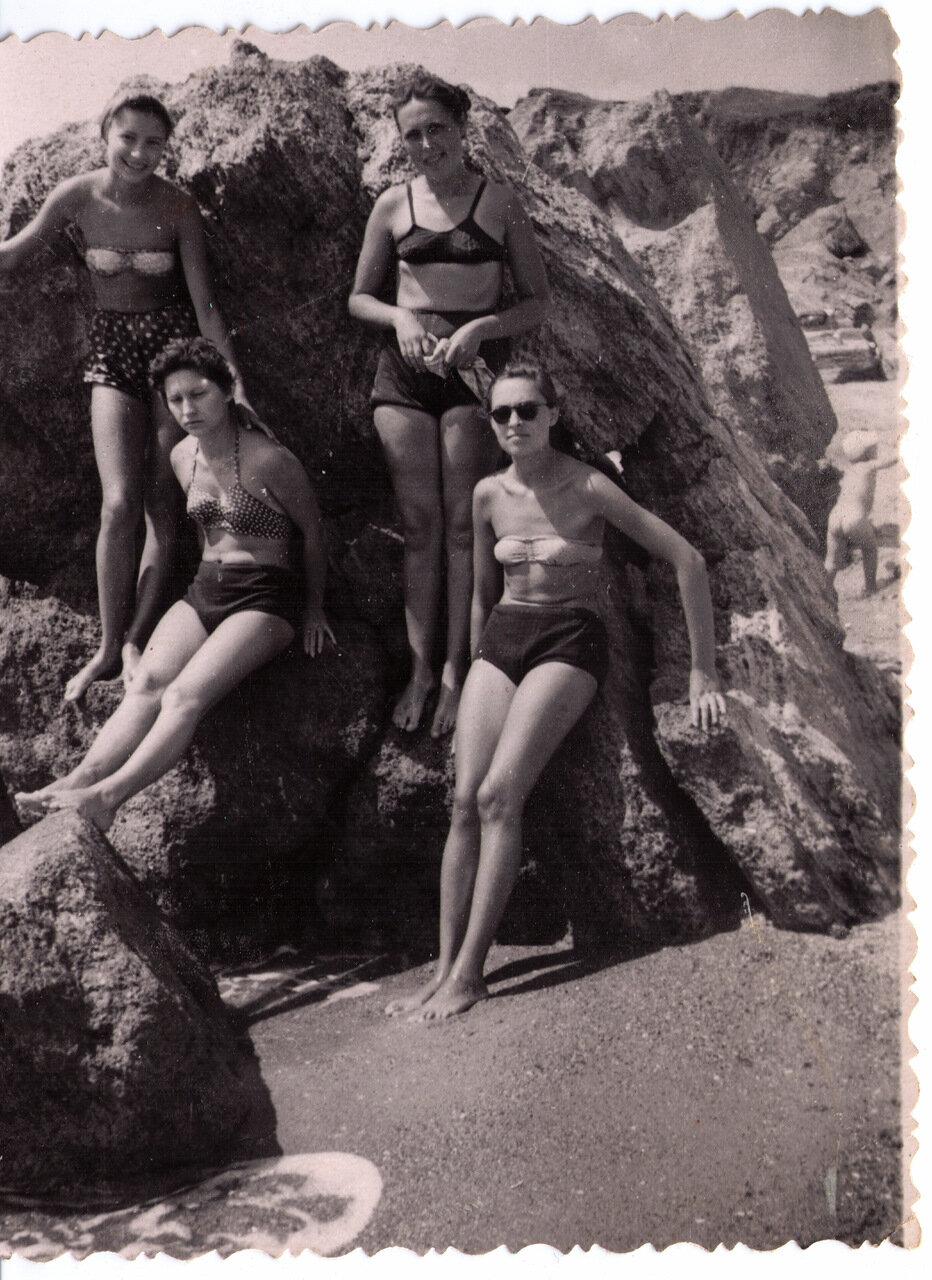1960. Одесса