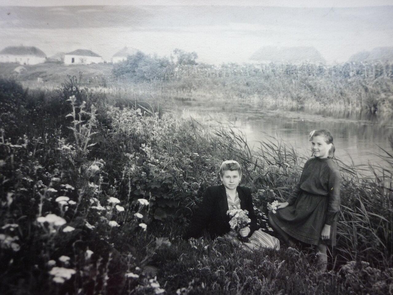 Талицкий Чамлык 1946 год