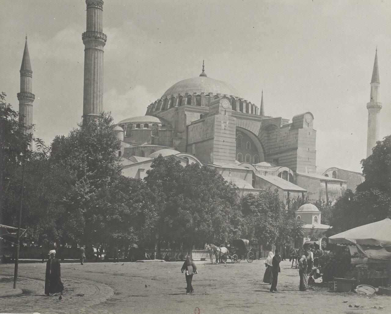 Турция. Константинополь. Св.София.