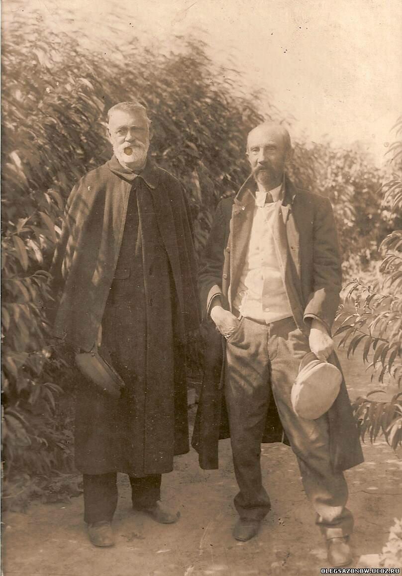 И.В.Мичурин 1927г.