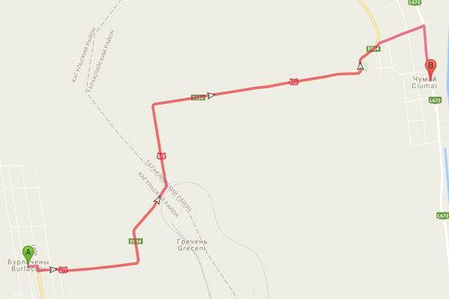 Одна из дорог на юге Молдовы заблокирована - ведутся работы