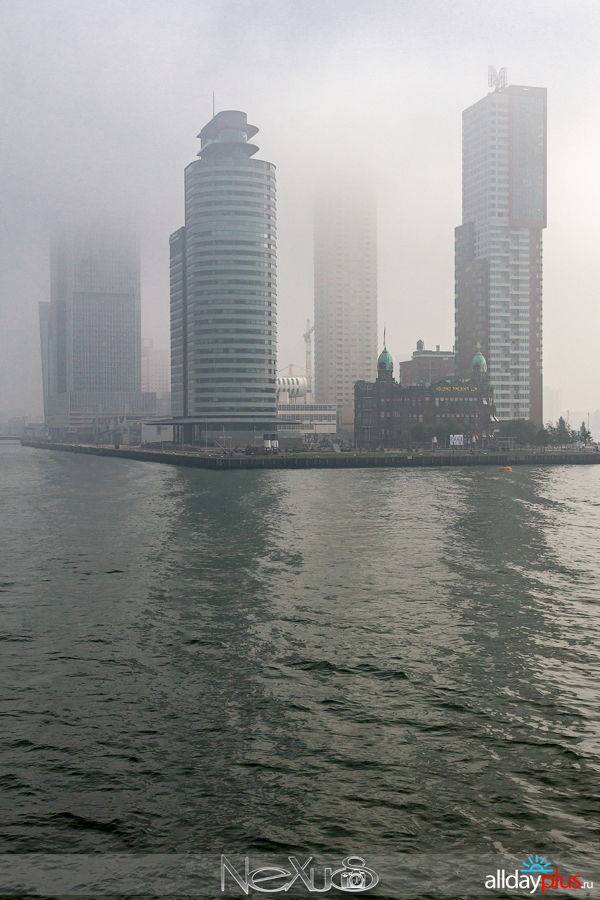 Три дня, три страны, три города #12 | Cтрана #3 - Нидерланды, порт Роттердама #3.