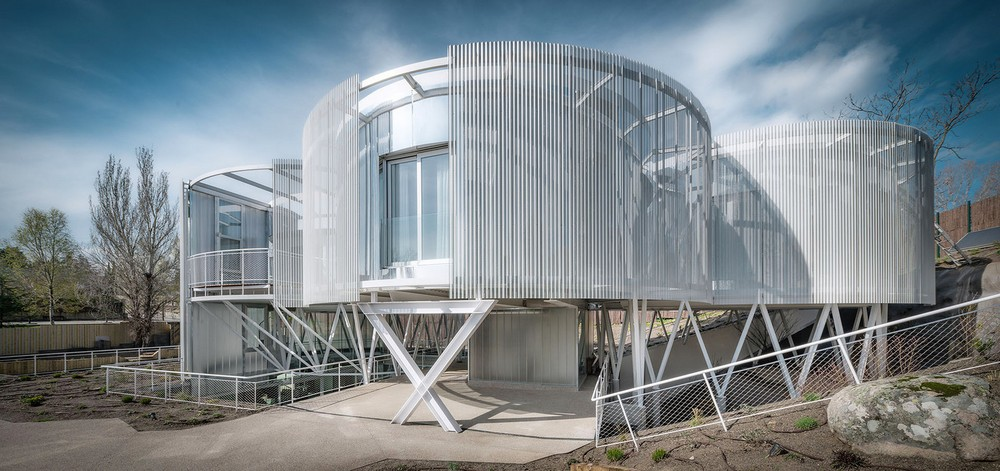 Архитектурное безумие в Испании