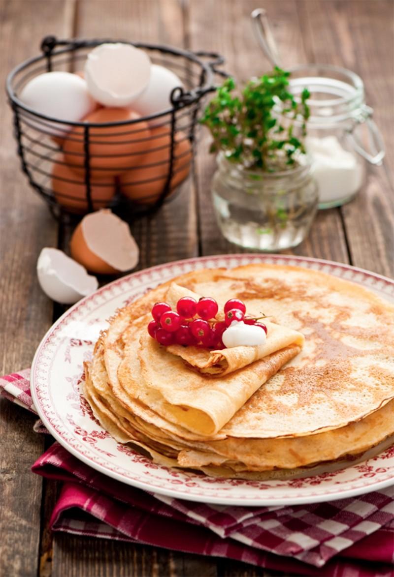 Рецепты блинчиков на Масленицу, от которых вся семья будет в восторге