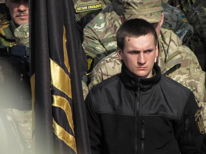 На войне с оккупантом погиб свободовец Мирослав Мисла