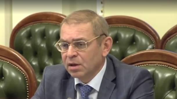 """Сергей Пашинский :""""«В своих действиях мы должны исходить прежде всего из интересов государства, а н"""