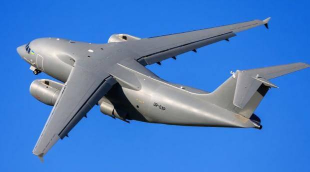 Гордость украинской авиации: Новый Ан-178 выполнил непревзойденные фигуры пилотажа (видео с обзором на 360 градусов)