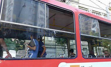 Стрельбу в одесском трамвае устроил военнослужащий, - полиция
