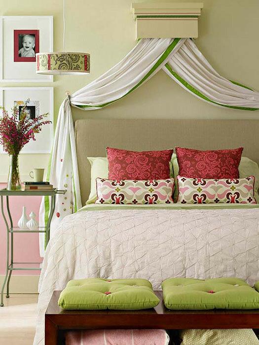 Советы по обустройству маленькой спальни