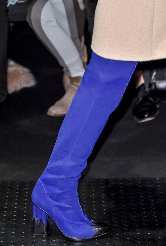 Самые яркие аксессуары недели моды в Милане