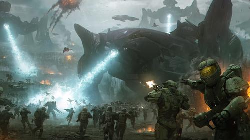 Halo Wars 2 - арт