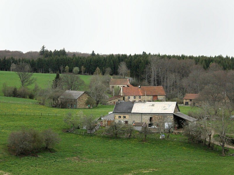 Limousin landscape