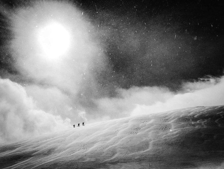 Категория «Фото на телефон». Автор — Вегард Аасен, Норвегия.