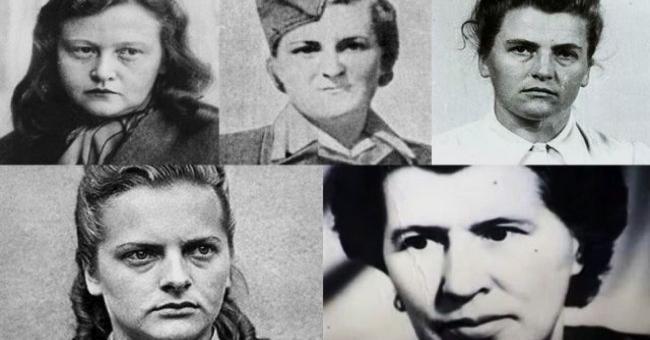 Убийцы с ангельским лицом. 5 самых жестоких женщин 20 века (7 фото)