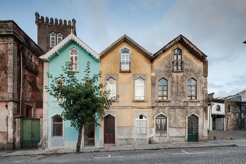 Обновленный дом 120-летней давности в Португалии (10 фото)