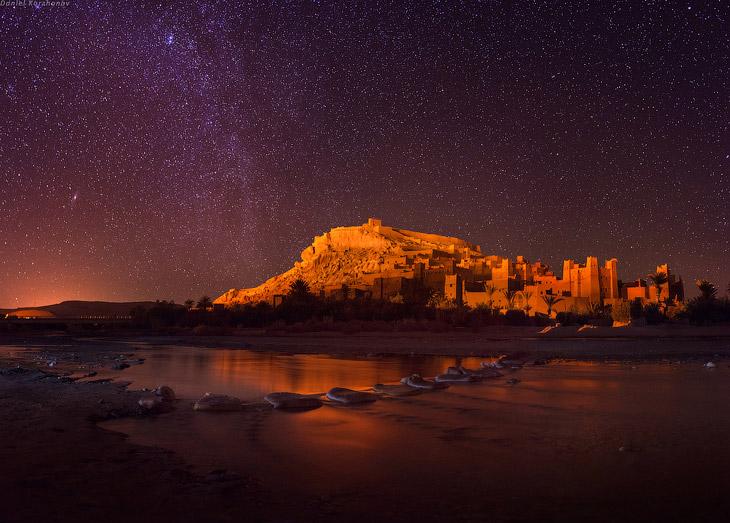 Фотографии и текст Даниила Коржонова   Одно известное место Марокко — это касба Аит-Бен-Хадд