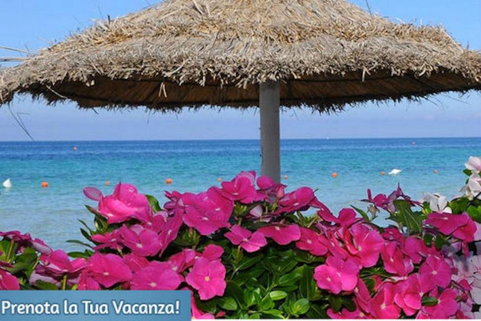 Фантазия — расслабиться на частном пляже Delfino Beach Hotel на Сицилии, фотография которого манит о