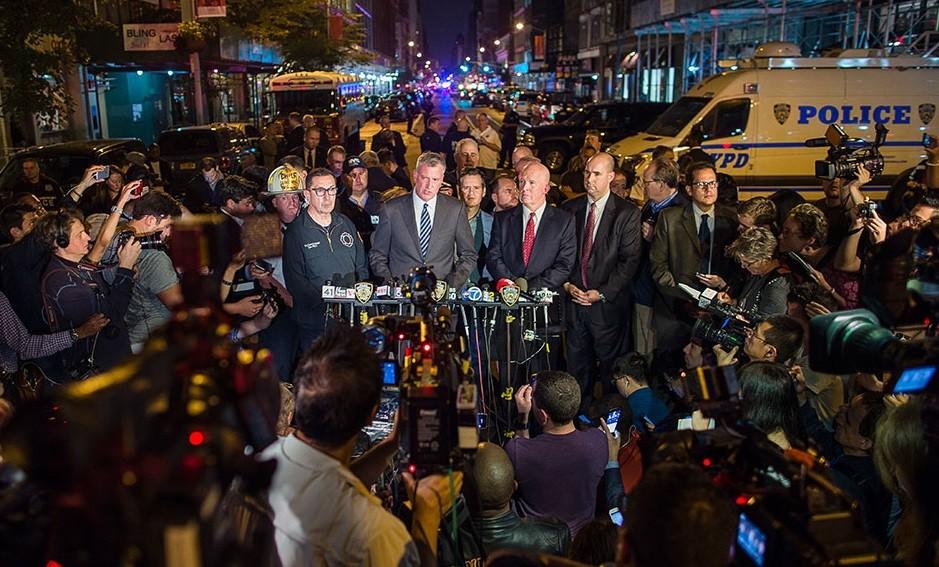 Взрыв был преднамеренным, однако нетеррористическим— Губернатор Нью-Йорка
