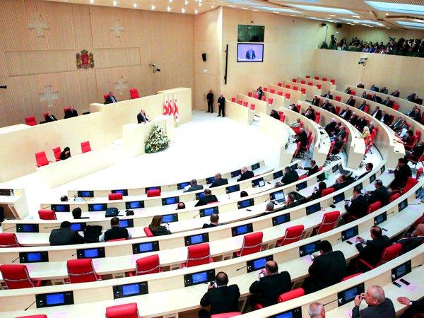 ВГрузии стартовали парламентские выборы