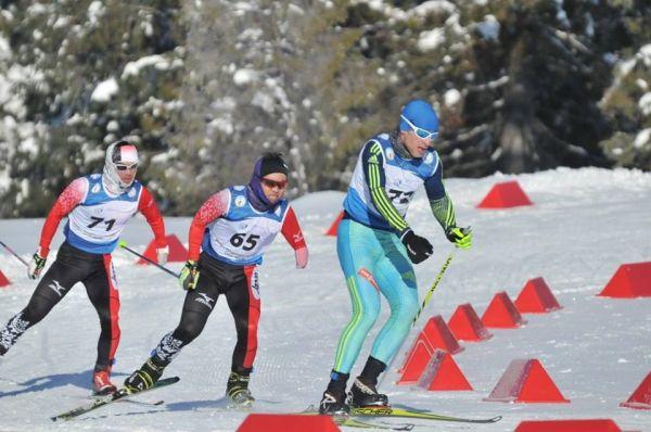 Украинские паралимпийцы выиграли этап Кубка мира полыжным гонкам ибиатлону