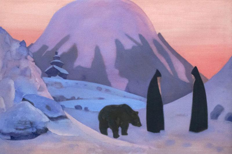 ВХорватии найдены картины Николая Рериха, исчезнувшие впроцессе 2-ой мировой войны