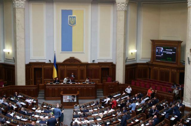 Лидер фракции БПП вРаде Грынив подал вотставку