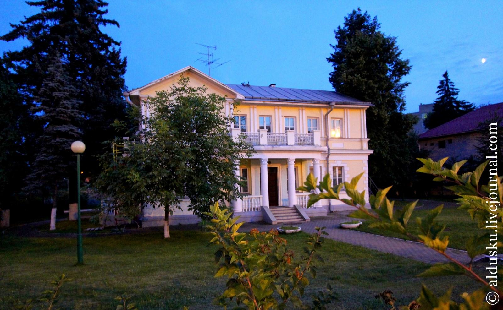Особняк посольства Молдовы (Белорусская, 2)