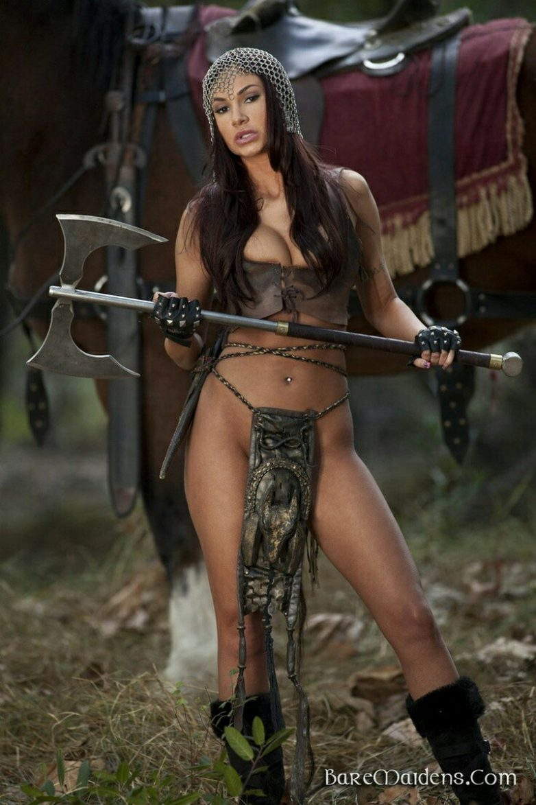 Warrior princess cosplay nude hentai galleries