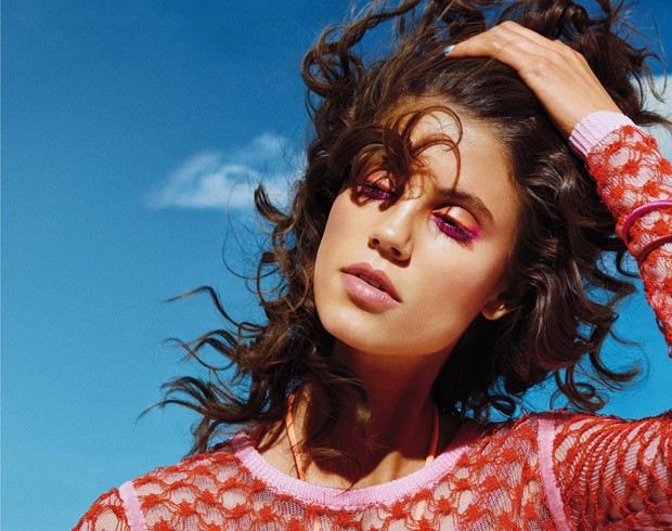 Antonina Petkovic for Allure US by Sebastian Mader