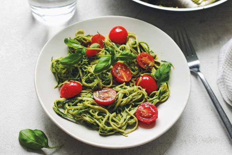 Спагетти из цуккини