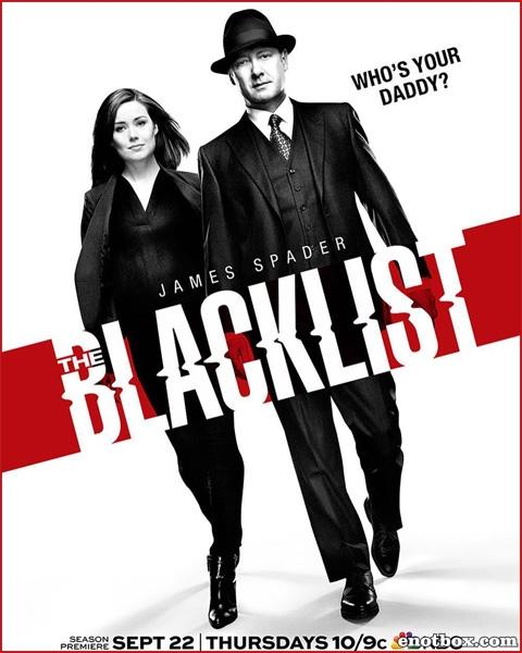Чёрный список / The Blacklist - Полный 4 сезон [2016, WEB-DLRip | WEB-DL 1080p] (LostFilm)