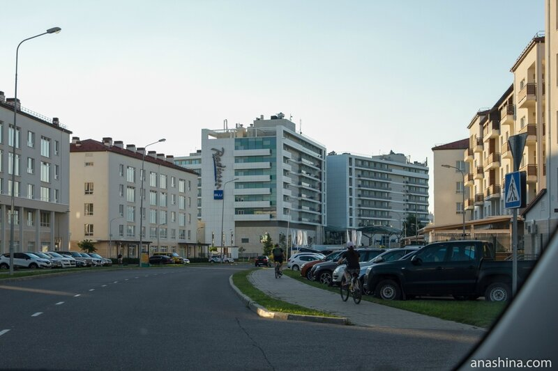 Гостиница «Radisson Blu Resort & Congress Centre», Олимпийская деревня, Сочи