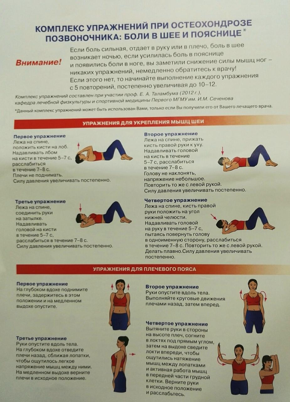 Упражнения для спины в домашних условиях фото мужчинам