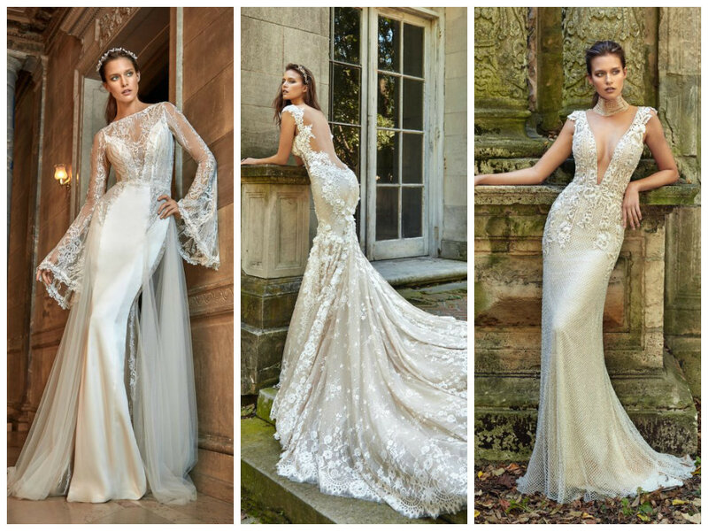 Couture Bridal Collection by Galia Lahav весна-лето 2017