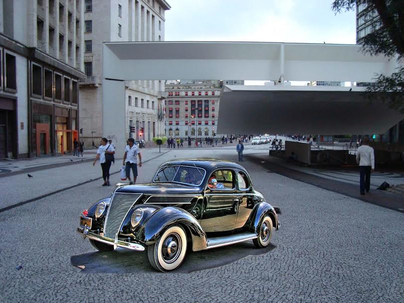 Eduardo Kobra anuncia que fara festival de 3D no Memorial da America Latina (5 pics)