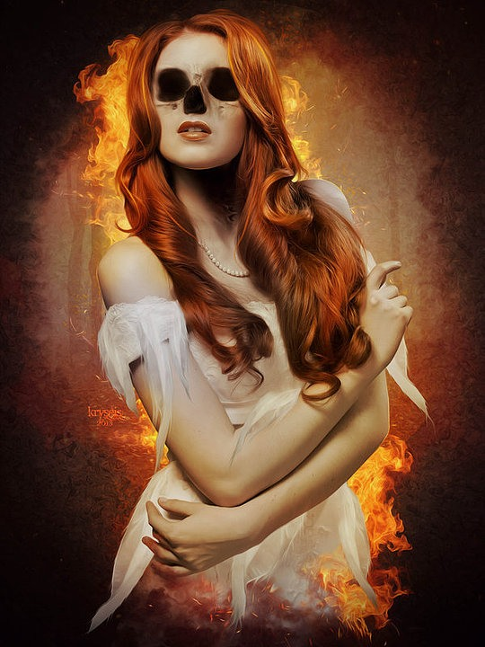 Hot Manipulations by Kryseis-Retouche