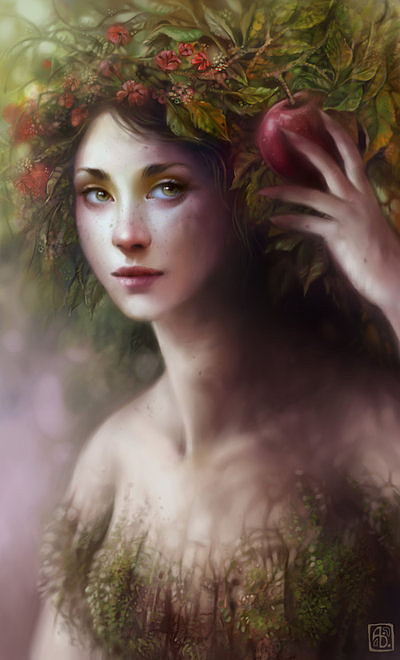 Beautiful Portraits by Anna Dittmann
