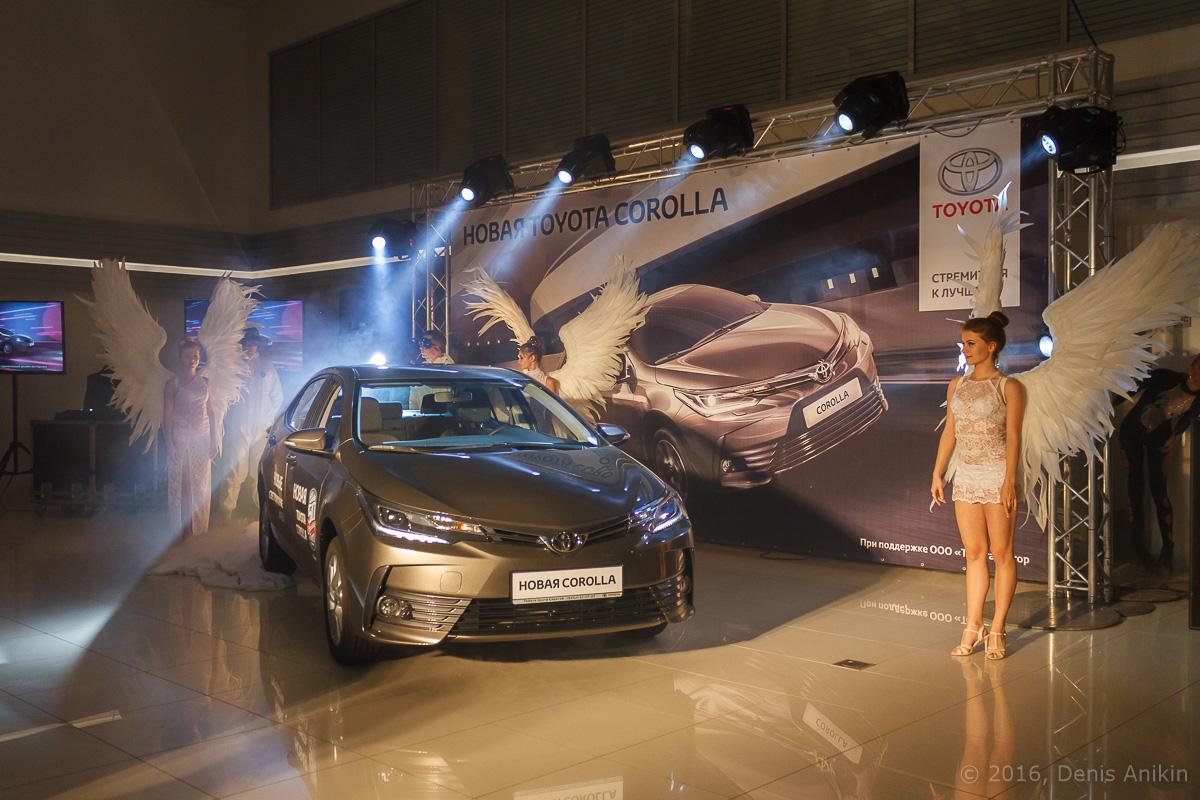 Презентация Toyota Corolla 9