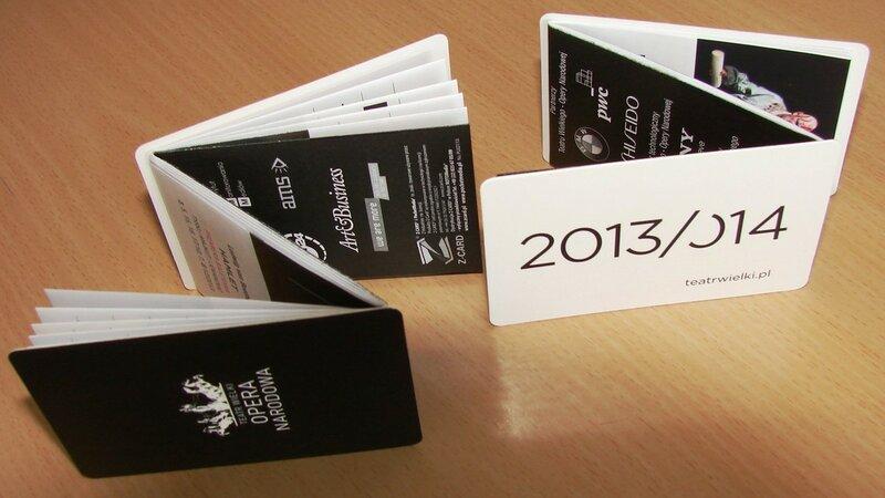 Буклет Z-Card