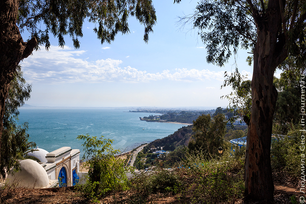 Сиди-бу-Саид Тунис