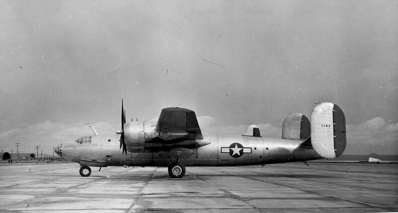 Consolidated XB-32