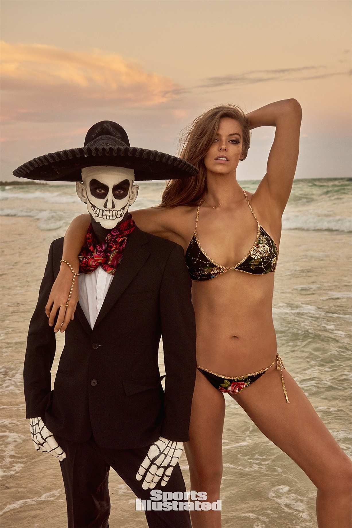 Robyn Lawley / Робин Лоули в купальниках из новой коллекции Sports Illustrated Swimsuit 2017 issue / in Mexico by Ruven Afanador