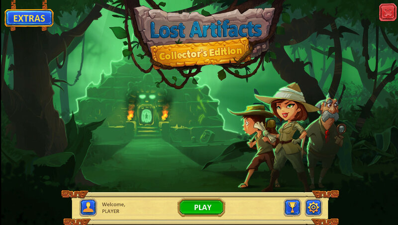 Lost Artifacts Collectors Edition
