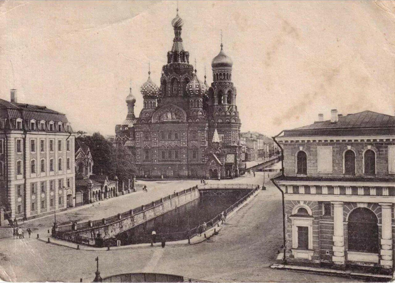 Спас-на-Крови. 1907